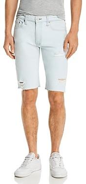 Levi's 511 Cut-Off Denim Slim Fit Shorts in Pita Dx