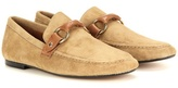 Isabel Marant Farlow Suede Slippers