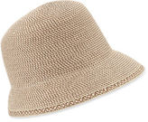 Eric Javits Squishee Bucket Woven Hat