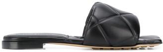 Bottega Veneta Lido woven flat sandals