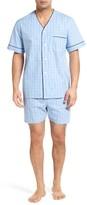 Majestic International Men's Cotton Short Pajamas
