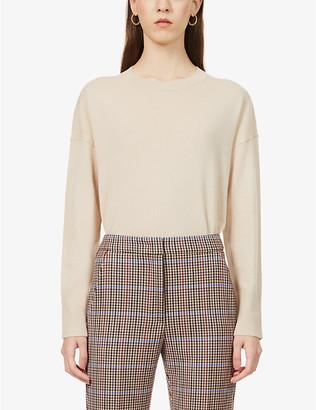 Theory Karenia cashmere jumper