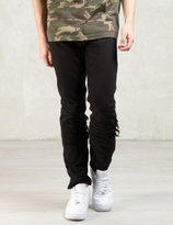 Phenomenon Black 5 cut Denim Jeans