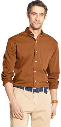 Izod Men's Basic Essential Button-Down Shirt