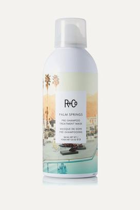 R+CO RCo - Palm Springs Pre-shampoo Treatment Mask, 164ml - Colorless