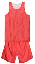 TOPTIE Mesh Basketball Jersey and Shorts, For Adult - S-2XL-S