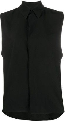 Ami Sleeveless Shirt