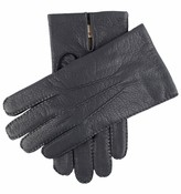 Dents Cambridge Navy Leather Gloves