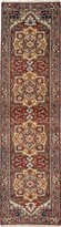 Ecarpetgallery eCarpet Gallery 220609 Hand-Knotted Serapi Heritage Geometric 2' x 10' 100% Wool Runner