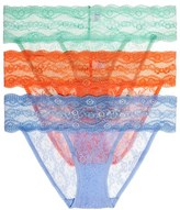 B.Tempt'd Women's 'Kiss' Lace Bikini Briefs