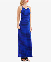Vince Camuto Striped Maxi Dress