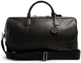 Dunhill Boston leather holdall