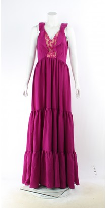 Saloni Pink Dress for Women