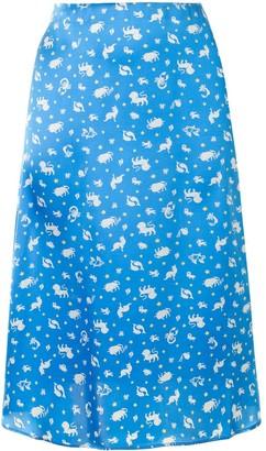 HVN Zodiac Sign Skirt