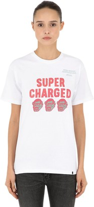 XLarge X Large Super Charged Cotton Jersey T-shirt
