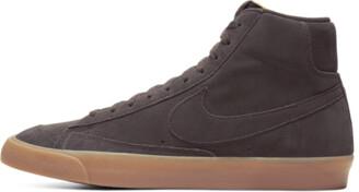 Nike Blazer Mid 77 'Velvet Brown' Shoes - Size 8.5