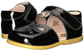 Livie & Luca Bow (Toddler/Little Kid) (Black) Girl's Shoes