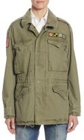 Polo Ralph Lauren Canvas Military Jacket