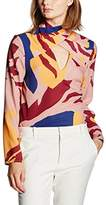 Cameo Women's for The People Floral Shirt,6 (Manufacturer Size:X-Small)