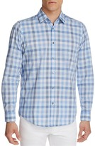 BOSS Lukas Check Regular Fit Button-Down Shirt