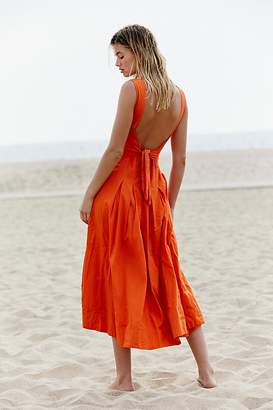 The Endless Summer Oh Hello Midi Dress by at Free People