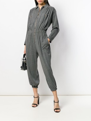 Moschino Pre Owned 1990's utility jumpsuit