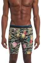 Stance Del Mar Tiger Roses Boxer Briefs
