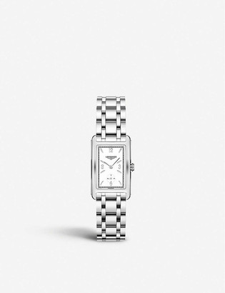 Longines L5.512.4.16.6 DolceVita stainless steel watch