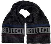 Soul Cal SoulCal Mens Artic Scarf Muffler Snow Winter Warm Chuddar Wrap Accessories