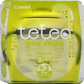 Combi teteo Balloon Sippy Cup [Baby Product] (japan import)