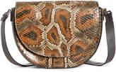 Brunello Cucinelli Genuine Python Shoulder Bag