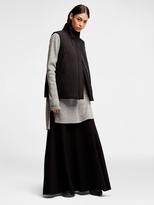 DKNY Pure Zipper Placket Vest