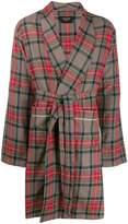 Fear Of God plaid robe coat