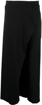 stagni 47 Layered Asymmetric Trousers