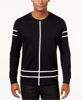 INC International Concepts Men's Line-Graphic Long-Sleeve T-Shirt, Only at Macy's
