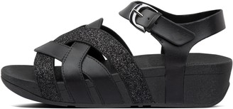 FitFlop Varont Glitter Back-Strap Sandals
