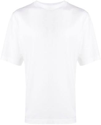 Études plain T-shirt