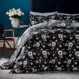V&A V & A Gardenia Duvet Cover & Oxford Pillowcase Set