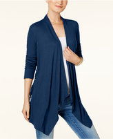 INC International Concepts Lace-Up Cardigan, Created for Macy's
