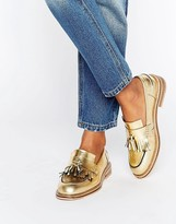 Asos MILANO Premium Leather Loafers