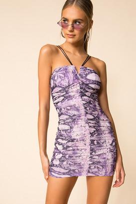 superdown Willah Strappy Mini Dress
