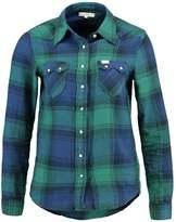 Lee REGULAR WESTERN Shirt bottle green