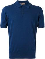 Cruciani classic polo shirt - men - Cotton - 48
