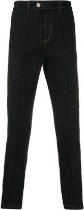 GCDS Applique Side Stripe Trousers