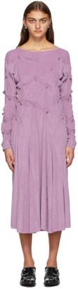 KIKO KOSTADINOV Purple Apex Dress