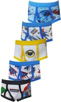 Fruit of the Loom DC Comics Justice League Underoos 5 Pack Briefs for boys