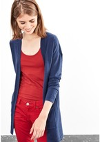 S'Oliver Long-Sleeved Open Cardigan