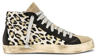 P448 Skate BS High Top Sneaker