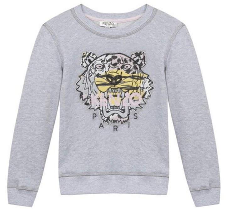 Kenzo 10-14Y Charlie Sweatshirt