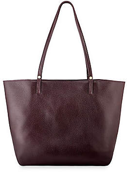 GiGi New York Women's Tori Leather Tote